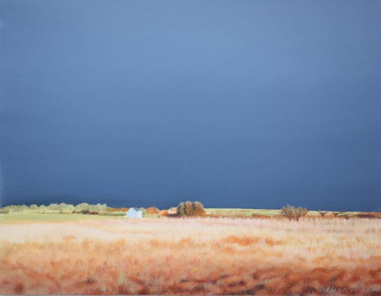Storm Light at Craig Fryn